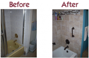 Bathroom Renovations in Thornton