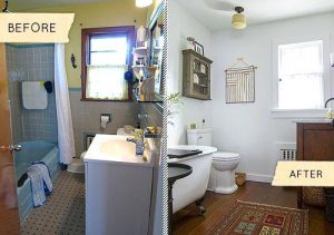 Lavender Hill Bathroom Renovations