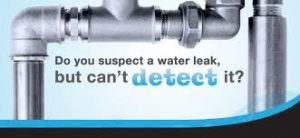Leak Detection in University Estate